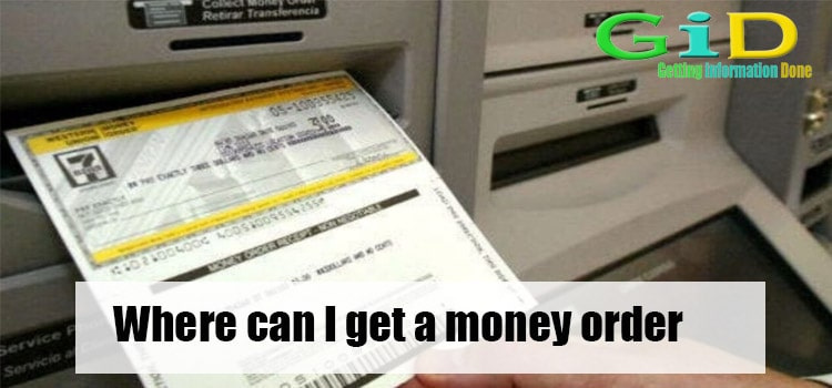 Can You Get A Money Order With A Credit Card Gettinginformationdone Com