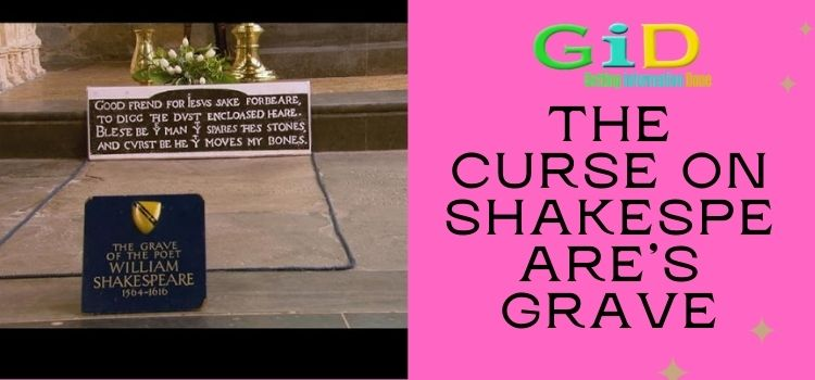 The Curse on Shakespeare's Grave