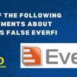 Which of the following statements about taxes is false everfi