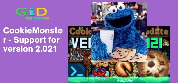 CookieMonster - Support for version 2.021