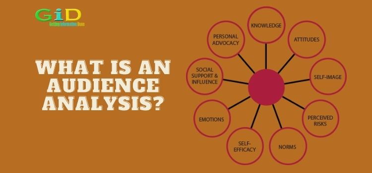 What Is an Audience Analysis